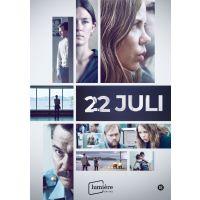 22 Juli - TV Serie - DVD