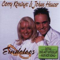 Corry Konings en Johan Heuser - Eindeloos - CD+DVD