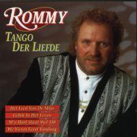 Rommy - Tango der liefde - CD