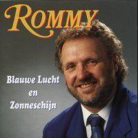 Rommy -  Blauwe lucht en zonneschijn - CD