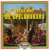 De Spelbrekers - Feest met - CD