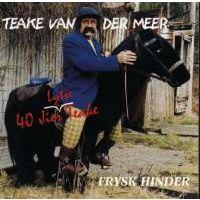 Teake Van Der Meer - 40 Jier LytseTeake