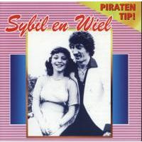 Sybil en Wiel - Piraten tip - CD