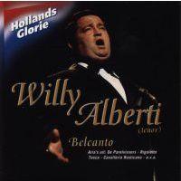 Willy Alberti - Belcanto - Hollands Glorie - CD