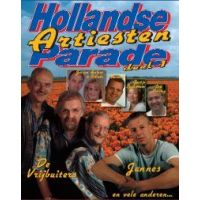 Hollandse Artiesten Parade - Deel 1 - DVD