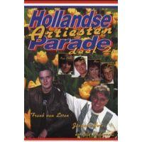 Hollandse Artiesten Parade deel 2 - DVD