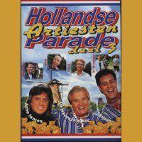 Hollandse Artiesten Parade deel 3 - DVD