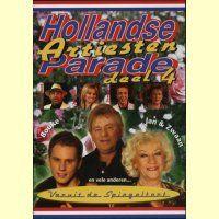 Hollandse Artiesten Parade deel 4 - DVD