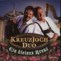 Kreuzjoch Duo Ein - kleines Kreuz