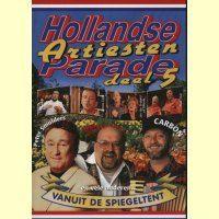 Hollandse Artiesten Parade - Deel 5 - DVD