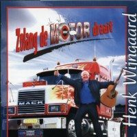 Henk Wijngaard - Zolang De Motor Draait - CD
