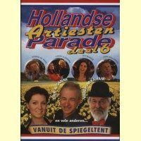 Hollandse Artiesten Parade deel 6 - DVD