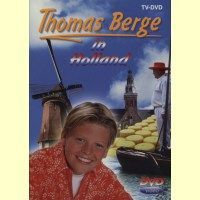Thomas Berge -  in Holland - DVD