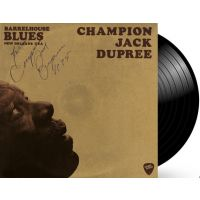 Champion Jack Dupree - Barrelhouse Blues - LP