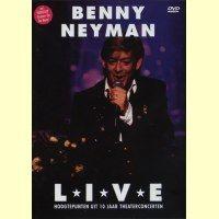 Benny Neyman - Live - Hoogtepunten uit 10 Jaar Theaterconcerten - DVD