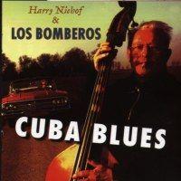 Harry Niehof & Los Bomberos - Cuba Blues - CD