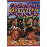 Hollandse Artiesten Parade deel 7 - DVD