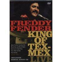 Freddy Fender - King of Tex Mex Live - DVD