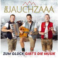 Die Jauchzaaa - Zum Gluck Gibt's Die Musik - CD