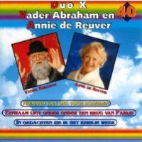 Duo X - Vader Abraham en Annie de Reuver - Wolkenserie 040