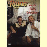 Rommy en de Stille Genieter - DVD