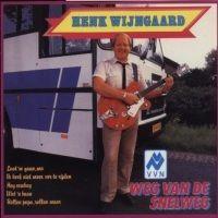 Henk Wijngaard - Weg van de snelweg - CD