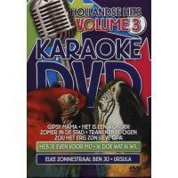 Hollandse Hits - Volume 3 Karaoke - DVD