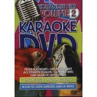Hollandse Hits - Volume 2 Karaoke - DVD