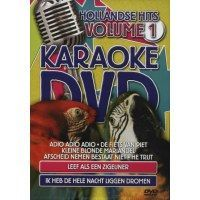 Hollandse Hits - Volume 1 Karaoke - DVD