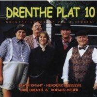 Drenthe Plat 10 - CD