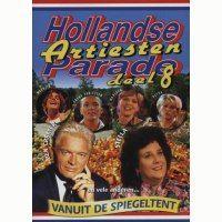 Hollandse Artiesten Parade deel 8 - DVD