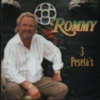 Rommy - 3 Peseta`s - CD
