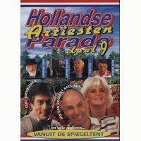 Hollandse Artiesten Parade deel 9 - DVD