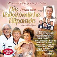 Die Volkstumliche Hitparade Herbst 2020 - 2CD
