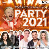 Ross Antony Prasentiert: Party 2021 - 2CD