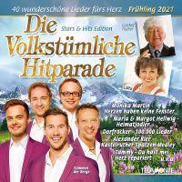 Die Volkstumliche Hitparade Fruhling 2021 - 2CD
