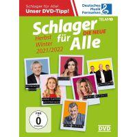 Schlager Fur Alle - Die Neue - Herbst/Winter 2021/2022 - DVD