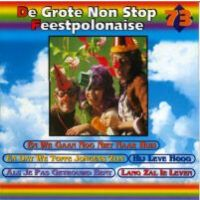 De Grote Non Stop Feestpolonaise - Wolkenserie 073 - CD