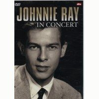 Johnnie Ray - in Concert  1958 - DVD