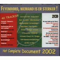 Feyenoord - Niemand is er sterker! - 2CD