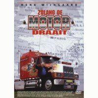 Henk Wijngaard - Zolang de motor draait - DVD