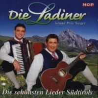 Die Ladiner - Die schonsten Lieder Sudtirols - CD