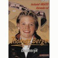 Thomas Berge - in Oostenrijk DVD