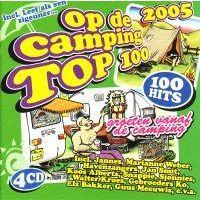 Op de camping Top 100 2005 - 4CD