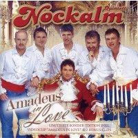 Nockalm Quintett - Amadeus in Love - CD