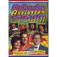 Hollandse Artiesten Parade deel 11 - DVD
