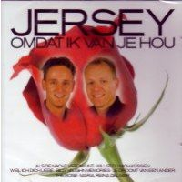 Jersey - Omdat ik van je hou - CD