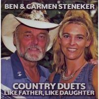 Ben en Carmen Steneker - Like father, like daughter - CD