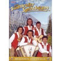 Orig. Sudtiroler Spitzbuam - Melodien der Berge - DVD