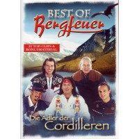 Bergfeuer - Die Adler der Cordilleren, best of - DVD